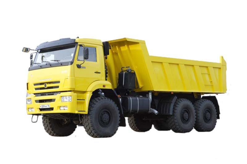 Самосвал Камаз- 6522